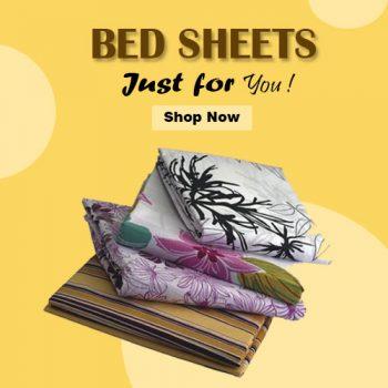online Bed Sheets in pakistan